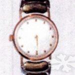 Часы мужские без названия с незолотым браслетом
