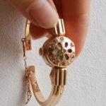 Часы «Наири» женские с дутым браслетом